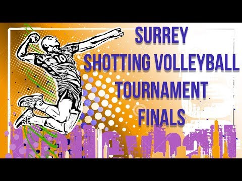 Surrey Shooting Volleyball Tournament - Day 2 - BC, Canada
