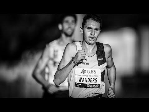 Le coureur | Der Läufer.