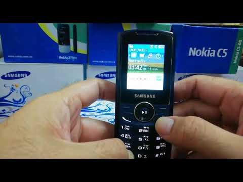 Samsung E2230 ชัดทุกเครือข่าย 1 ซิม ออริจินอลเเท้ๆ
