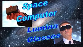 World Space Computer & Lumina Glasses by World Global Network, Wearable Computer Review