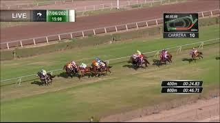 Vidéo de la course PMU PREMIO ETANA HANDICAP