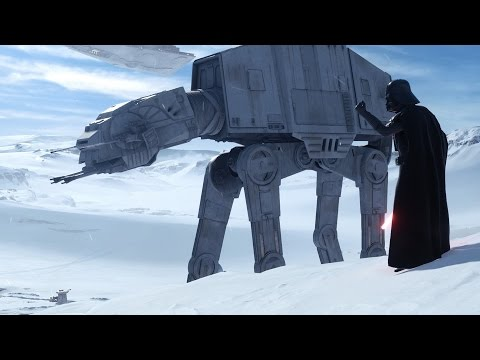 Star Wars Battlefront Cinematic: The Battle of Hoth