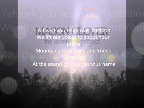 Yahweh You Reign-Mason Clover W/ Lyrics