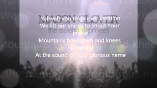 yahweh you reign mason clover w lyrics