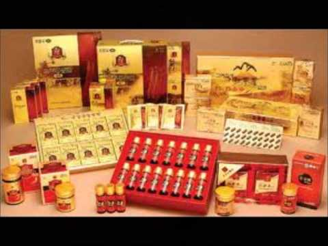 korean Ginseng The king of herb by SSP student