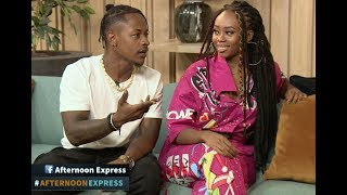 Bontle Modiselle amp Priddy Ugly  Afternoon Express  5 March 2019