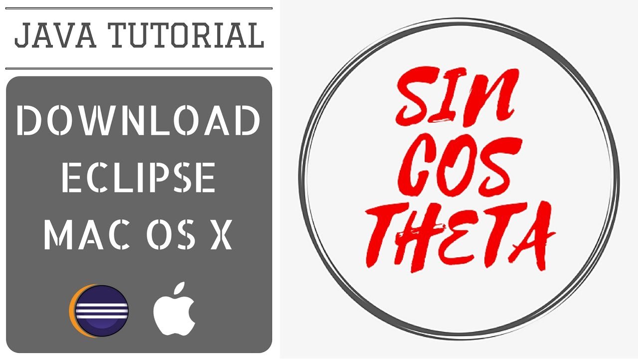 How to download and install eclipse in mac os x java tutorial 2 how to download and install eclipse in mac os x java tutorial 2 baditri Gallery