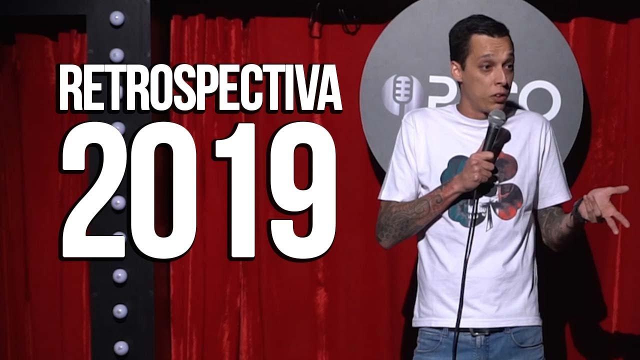 RETROSPECTIVA NOTÍCIAS 2019 - NIL AGRA - STAND UP COMEDY