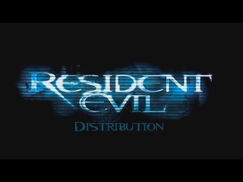 Resident Evil - Distribution