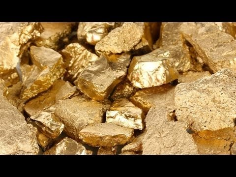 BBC Documentary   -   Gold Mines in Alaska's   Estimated Wor