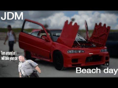 JDM Beach Day 2018