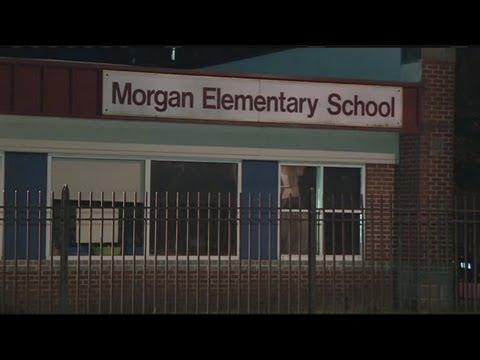 Holyoke's Morgan School designated