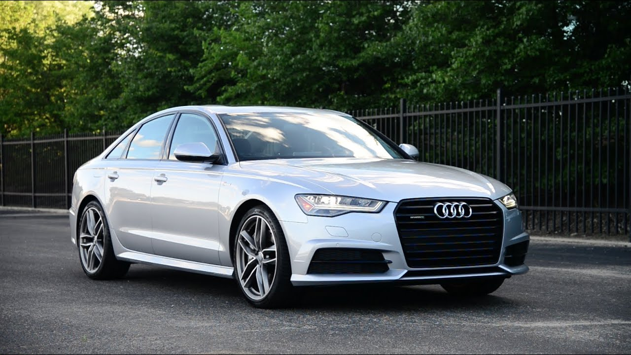 2016 Audi A6 3 0t Quattro Wr Tv Walkaround Youtube