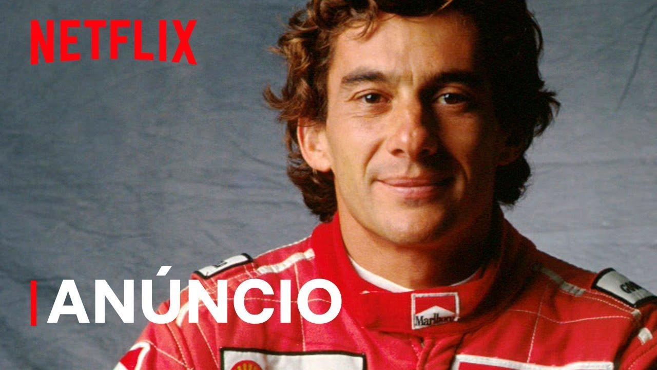 Senna na Netflix | Anúncio | Netflix Brasil