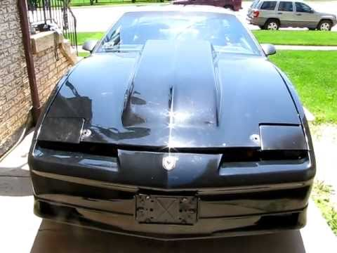 Trans Am Gta Mean Looking Cowl Hood Youtube
