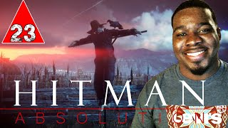 Hitman Absolution Gameplay Walkthrough Part 23 - That Scarecrow - Lets Play Hitman