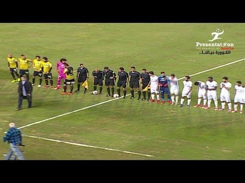 بالفيديو : الاسماعيلى يسقط أمام المقاولون العرب فى الجولة الـ 19 الدوري المصري
