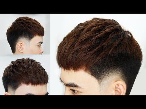 Kiểu Tóc KHÁ BẢNH Cách Tân 2020 - Cắt tóc nam đẹp - Chính Barber Shop