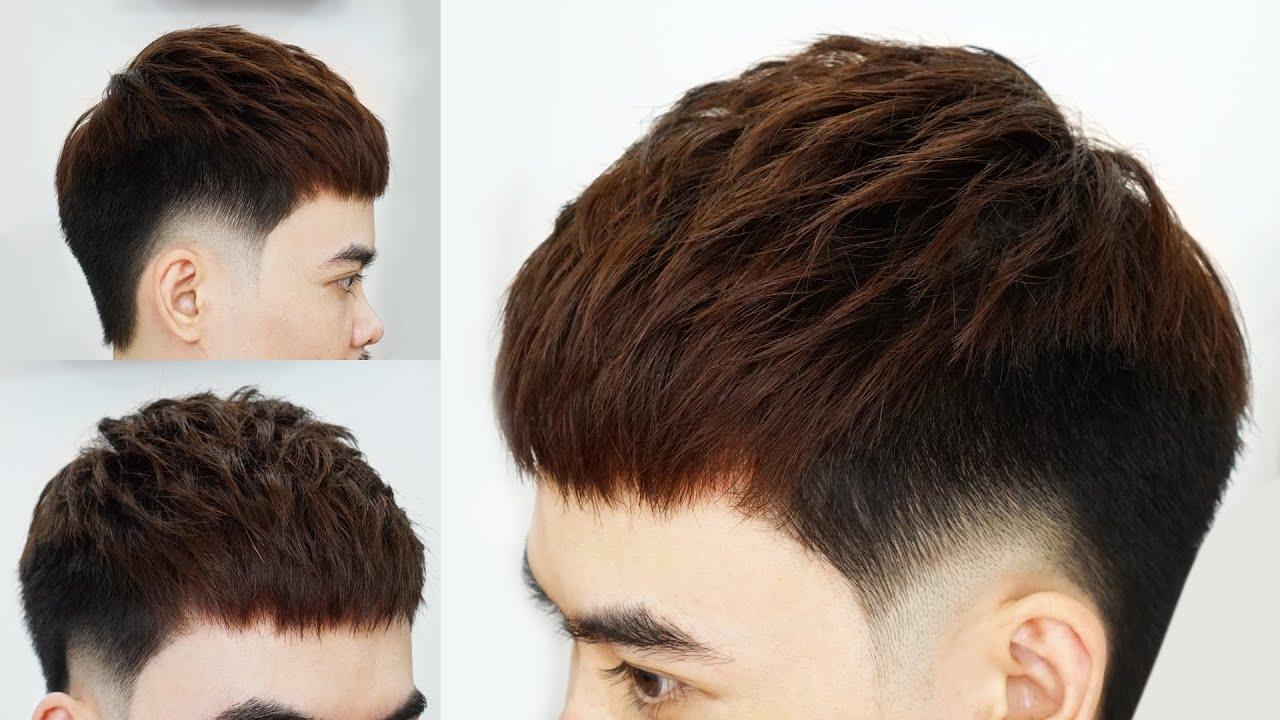 Kiểu Tóc KHÁ BẢNH Cách Tân 2020 – Cắt tóc nam đẹp – Chính Barber Shop | Bao quát các tài liệu liên quan đến kiểu tóc nam cắt cao hai bên chính xác