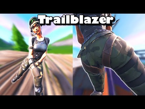 Fortnite Trailblazer Destroying The Dance Floor With Her THICC Personality 🍑