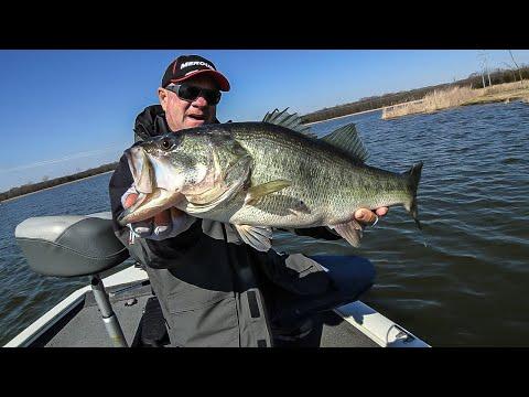 FOX Sports Outdoors SouthWEST #10 - 2019 Konawa Oklahoma Largemouth Bass Fishing