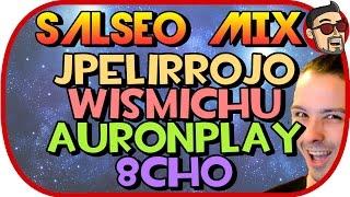 JPELIRROJO WISMICHU AURONPLAY 8CHO - SALSEO MIX