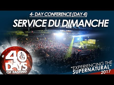 Pasteur Gregory Toussaint | 4-Day Conference 2017 | Service