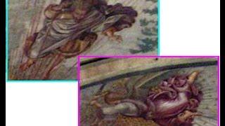 2057(3)+1918+1523+1408+UFOs over Nuremberg Gods' Wars between Jesus...