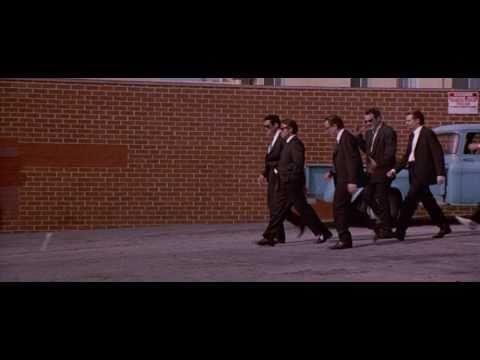 Reservoir Dogs Intro - Little Green Bag