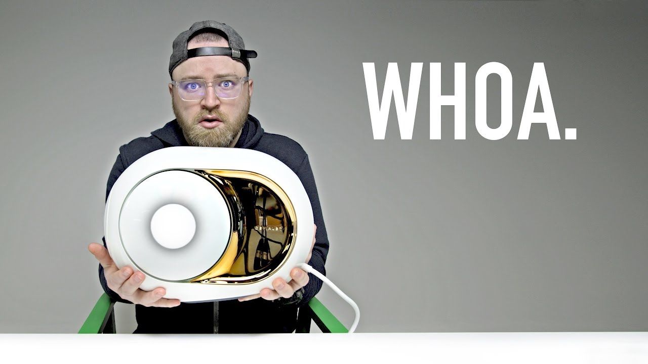 Unboxing The $3000 Bluetooth Speaker
