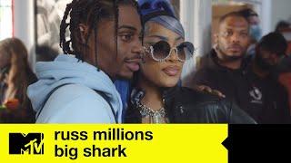 Russ Millions 'Big Shark' Behind The Scenes | MTV Music