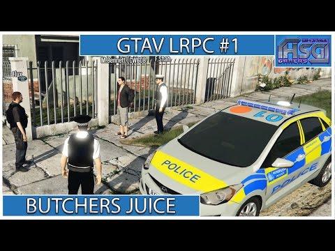 Grand Theft Auto V LRPC: #1 Butchers Juice [ERT Hyundai i30]