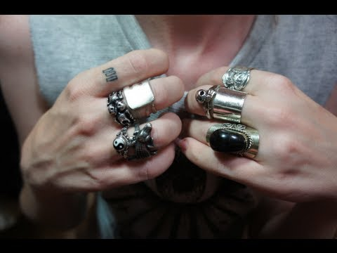RING COLLECTION!