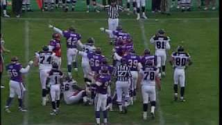 FRANKFURT GALAXY 96 (Team Video, 1 of 4)