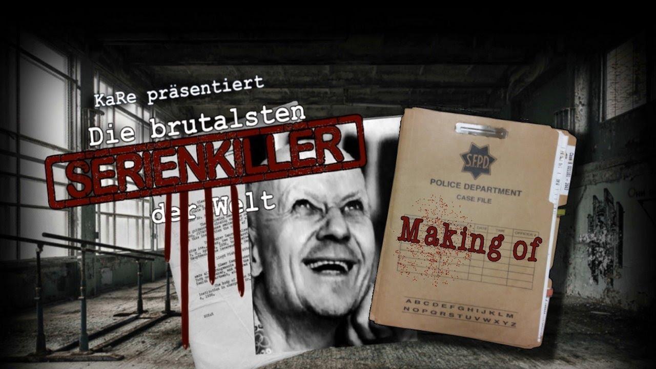 Die Brutalsten Serienmörder