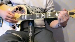 Fleur - Прыгай Вниз   Видео-урок/разбор на гитаре   Как играть