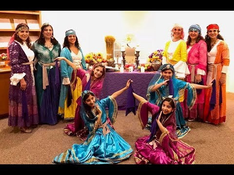 Persian Fall Harvest Celebration, Colorado 2017