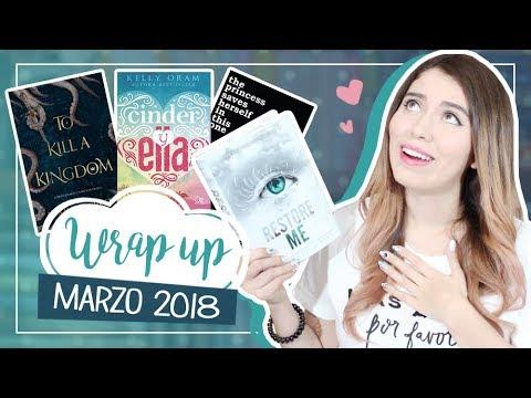 Wrap up: Marzo 2018 | Libros del Mes