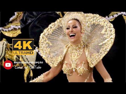 Gaviões Da Fiel 2020 - Desfile Oficial - 4K
