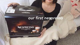 "unboxing ""nespresso citiz…"