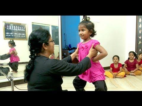 Tapasya episode 02 - Sridevi Nrithyalaya - Bharathanatyam Dance