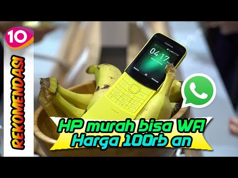 Gadget News | Nokia jadul bisa WA & YouTube?.