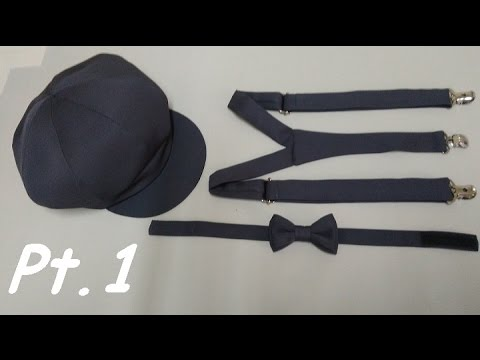Como Fazer Boina - DIY - Tutorial Detalhado - YouTube cf960965a3e
