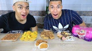 Süßigkeiten Test - ARABISCH 2 !!! | PrankBrosTV