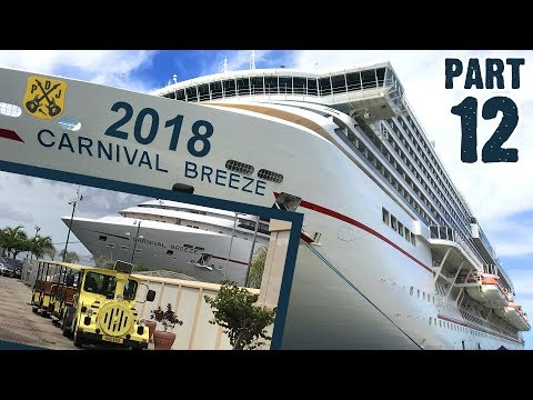 Carnival Breeze Cruise Vlog 2018 - Part 12: Grenada - The Little Engine That Couldn't - ParoDeeJay