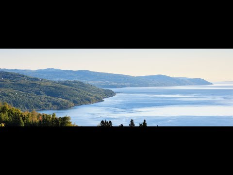 Canada makes an important announcement from La Malbaie, Quebec
