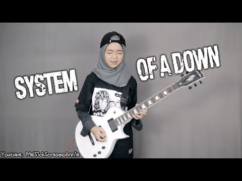 "🎵 ""Toxicity"" - System Of A Down (Mel Cover)"