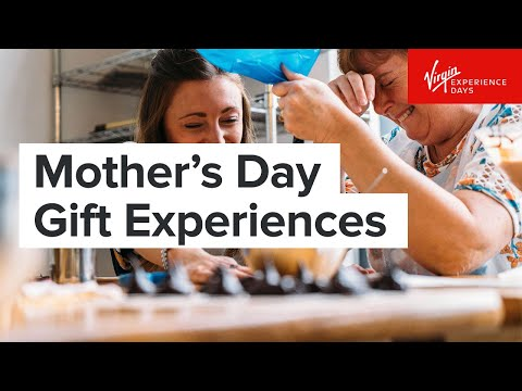 Mother's Day Gifts | Virgin Experience Days