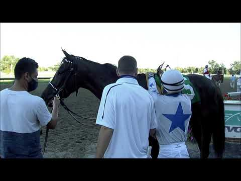 video thumbnail for MONMOUTH PARK 09-05-20 RACE 11