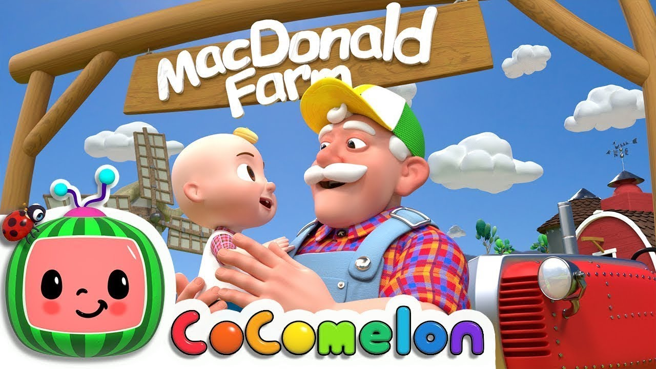 Old MacDonald Song + MORE  CoComelon Nursery Rhymes & Kids Songs | Learning Videos For Toddlers